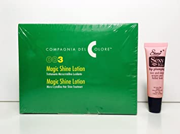 Amazon.com : Compagnia Del Colore 003 Magic Shine Lotion 12x10 Ml Phials : Beauty