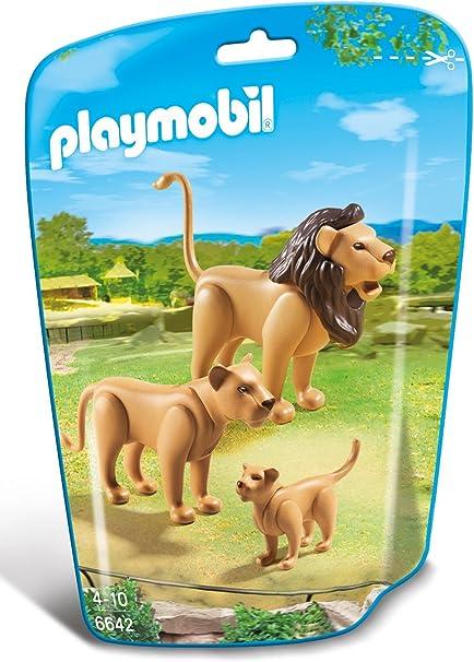 Playmobil 6656 City Life Zoo Enclosure Multi-color
