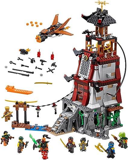 LEGO NINJAGO The Lighthouse Siege 70594 Kids Toy