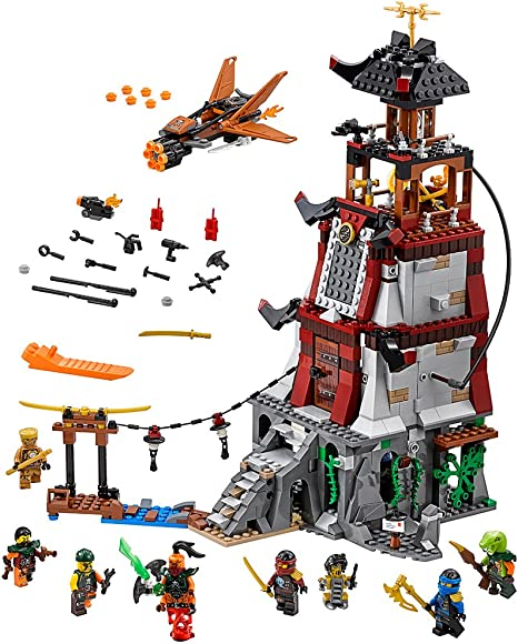 LEGO NINJAGO The Lighthouse Siege 70594 Kids Toy