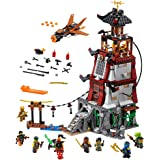 LEGO Ninjago 70594 The Lighthouse Siege Building Kit (767-Piece)