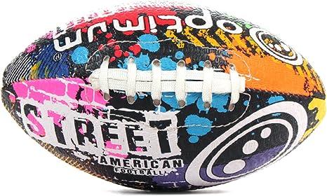 OPTIMUM Street - Balón Mini de fútbol Americano: Amazon.es ...