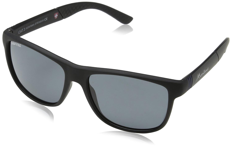 Montana Gafas Sunoptic MS312B gafas de sol en negro ...