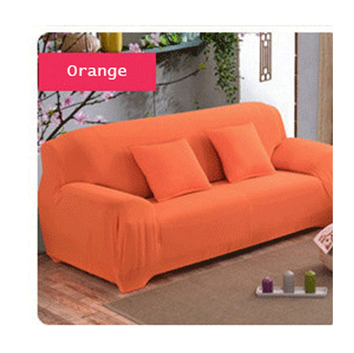 Amazon.com: 4/3/2/1 Seat Elastic Spandex Sofa Cover ...
