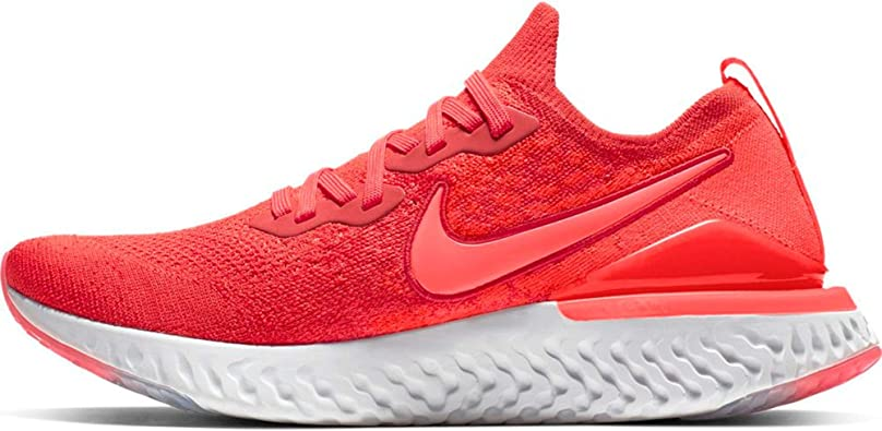 nike running hombre zapatillas rojo