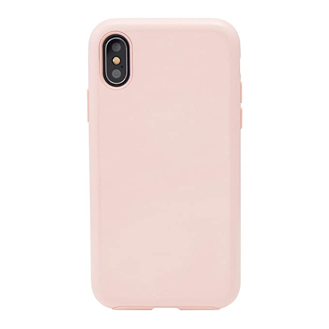 new concept dba67 ee5eb iPhone Xs, iPhone X, Sonix Millennial Pink Patent Leather Cell Phone Case -  Military Drop Test Certified - Retail Packaging - Sonix Patent Leather ...