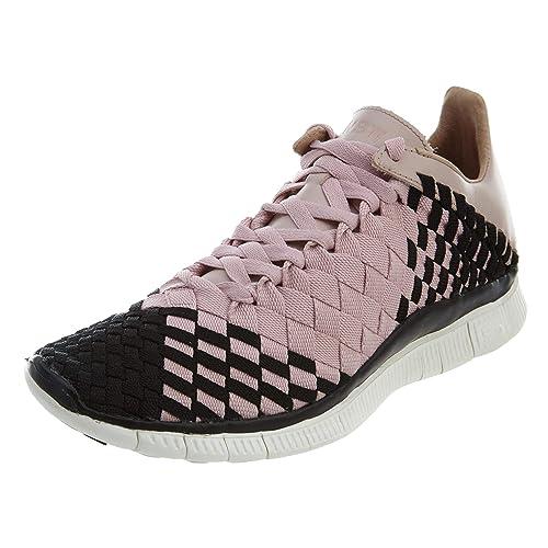 b83fc61b052 Nike Womens Free Inneva Woven Sp Black Champagne-Sail 598153-050 8 ...