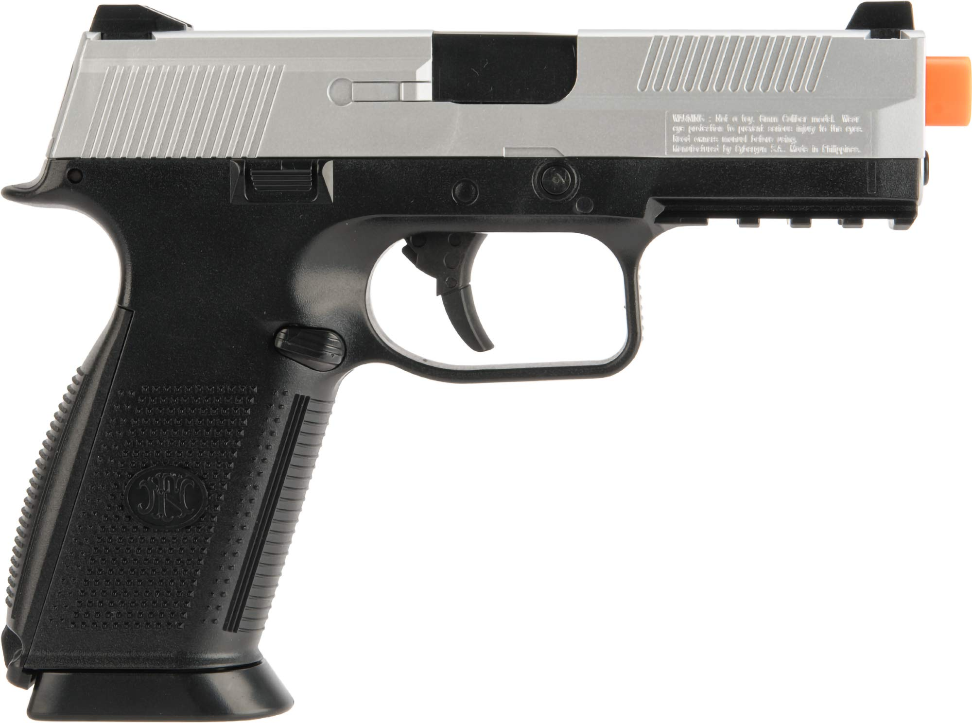 Evike Fn Herstal Fns 9 Airsoft Spring Pistol By Cybergun Buy Online In India At Desertcart Productid 134503659