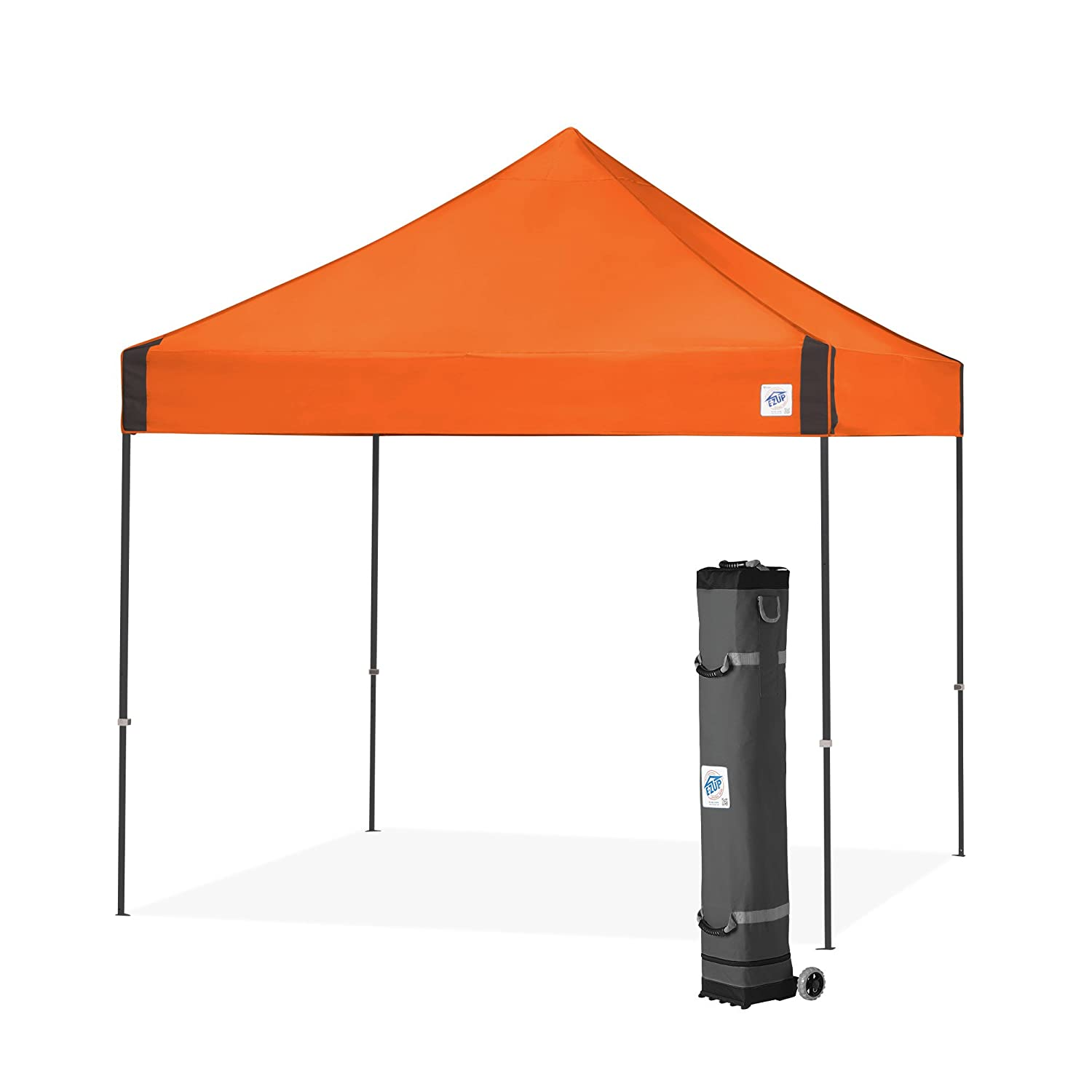 Amazon.com : E-Z UP Vantage Instant Shelter Canopy, 10 by 10\', Steel ...