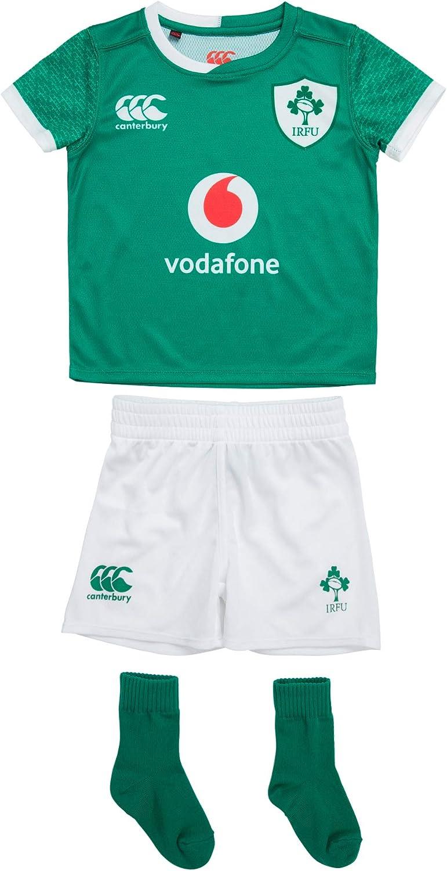Canterbury - Camiseta de Rugby para Hombre, diseño de Irlanda 19/20: Amazon.es: Ropa y accesorios