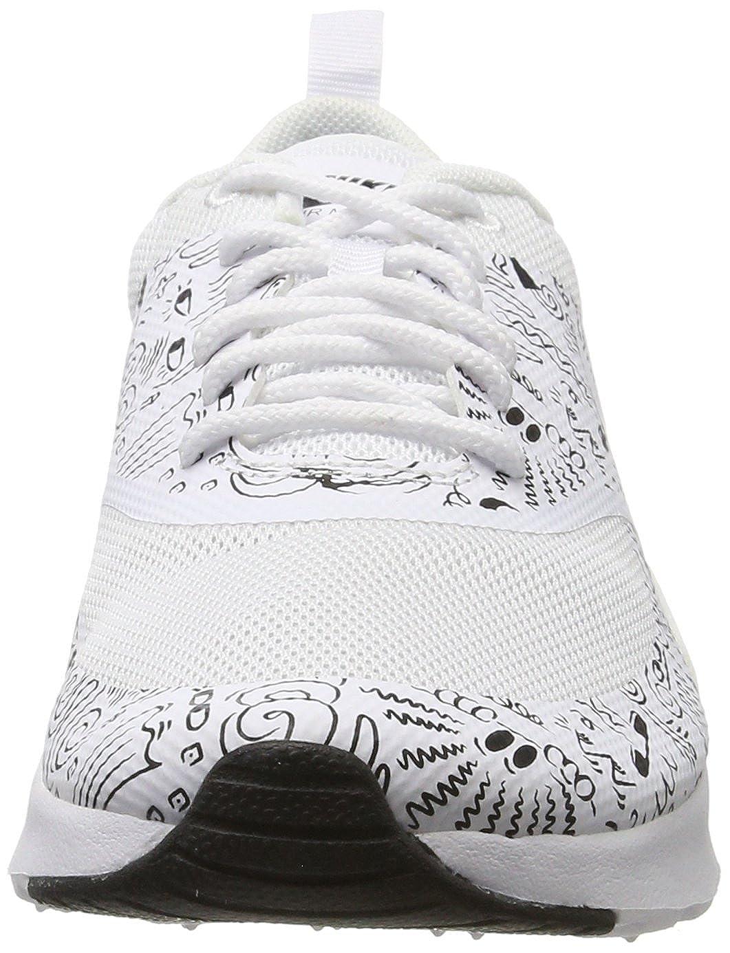 Nike Damen WMNS Air Max Thea Print Turnschuhe, Turnschuhe, Turnschuhe, Weiß  8a9c90