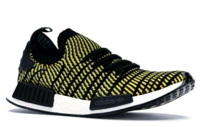 newest ee4ab 68404 Amazon.com | Adidas Men's NMD R1 Stealth Pack Running Shoes ...