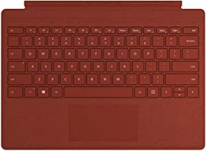 Microsoft FFP-00101 Surface Pro Signature Type Cover, Poppy Red