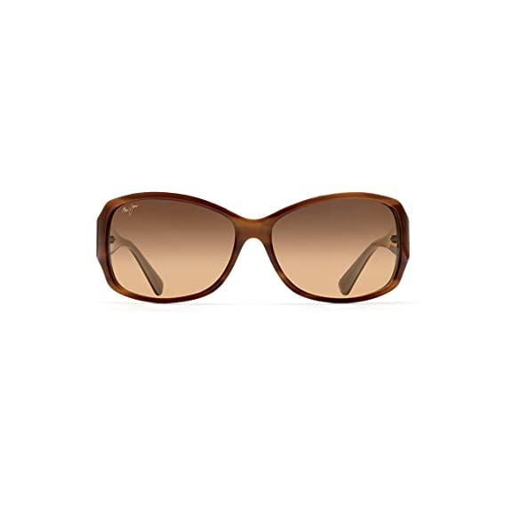 870f17de20d3 Maui Jim HS295-03T Tortoise Nalani Butterfly Sunglasses Polarised  Maui Jim   Amazon.co.uk  Clothing