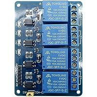 AC 220V Liukouu LY2NJ DPDT Relais de puissance de bobine miniature /à r/églage automatique /à 8 broches avec embase PTF08A