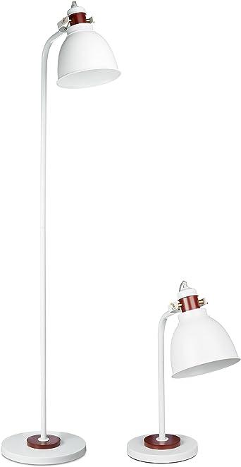 Tischleuchte Tischlampe Nachttischleuchte Schreibtischlampe Bürolampe Stehlampe