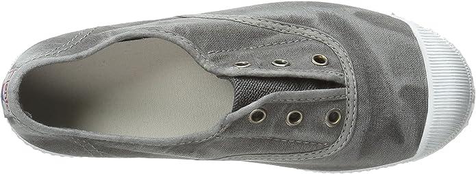 Cienta 70777 21//27 unisexe bleu chaussures en tissu /élastique