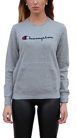 Weave Sweatshirt Reverse Femme Champion Crewneck Shirt Sweat 4RL35Aj