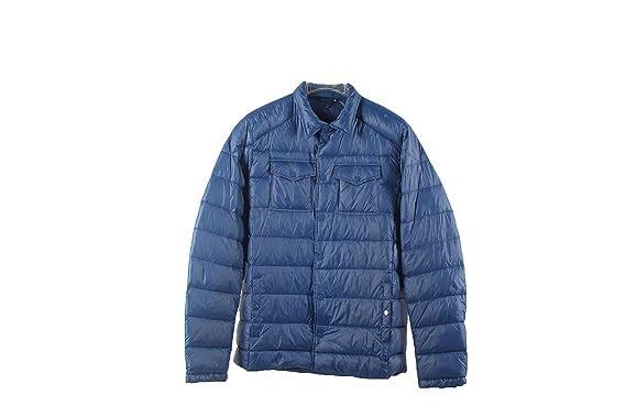 Strenesse Herren Jacke Daunenjacke Winterjacke Gr: M blau