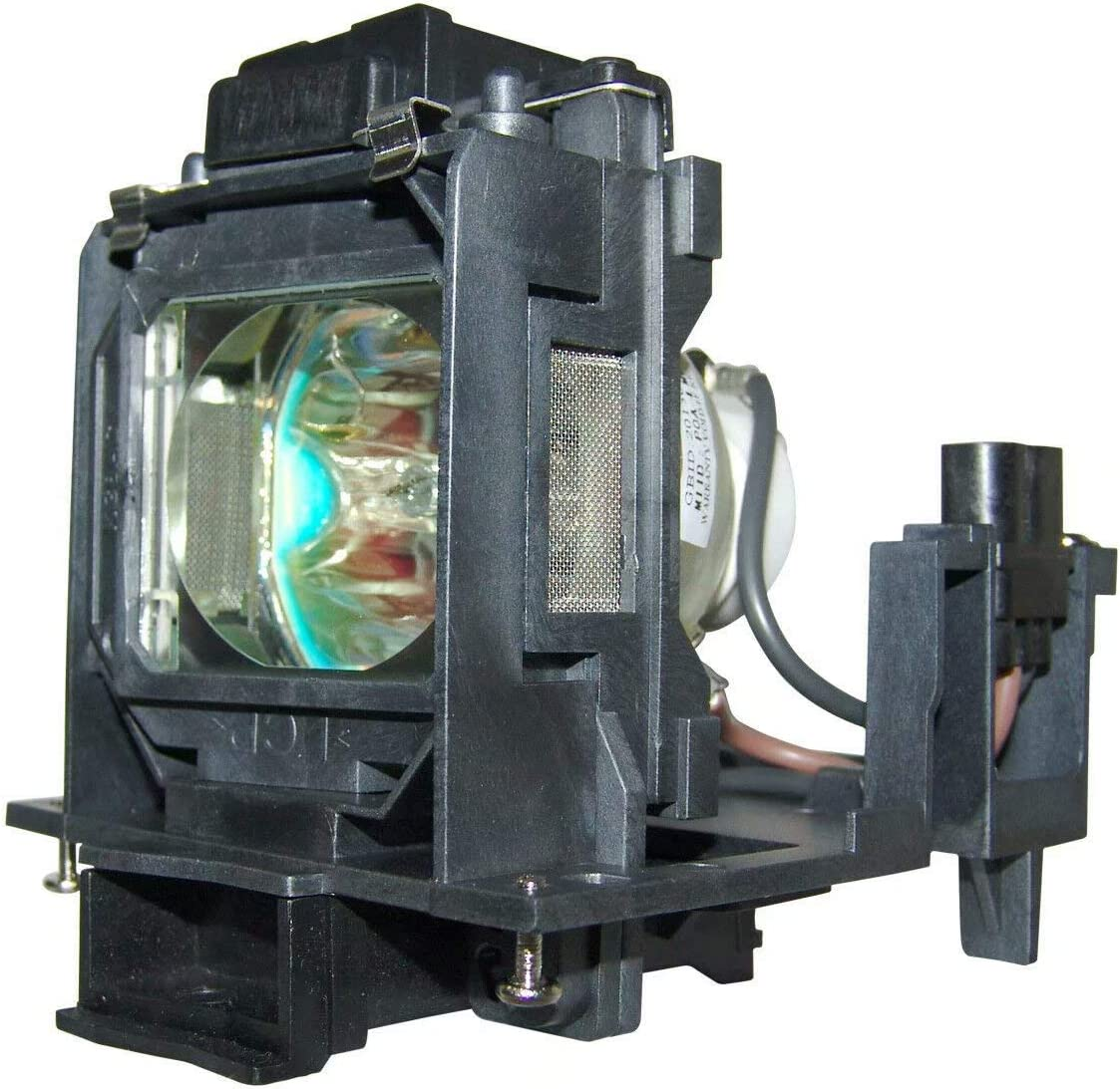 Supermait POA-LMP143 610 351 3744 L/ámpara Bulbo Bombilla de Repuesto para proyector con Carcasa Compatible con SANYO PDG-DWL2500 PDG-DXL2000 PDG-DXL2000e PDG DWL2500 PDG DXL2000 PDG DXL2000e Lampara