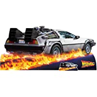 Star Cutouts Ltd-SC1574 88 miles per hour Large Cardboard Cutout SC1574 Car Back to The Future-Recorte de cartón (tamaño…