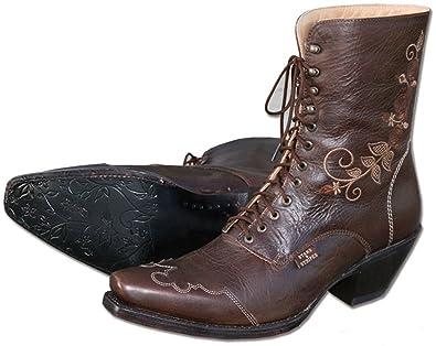Stars & Stripes Western-Boots »ROSI« Braun (37) 8l7LpVQGbt