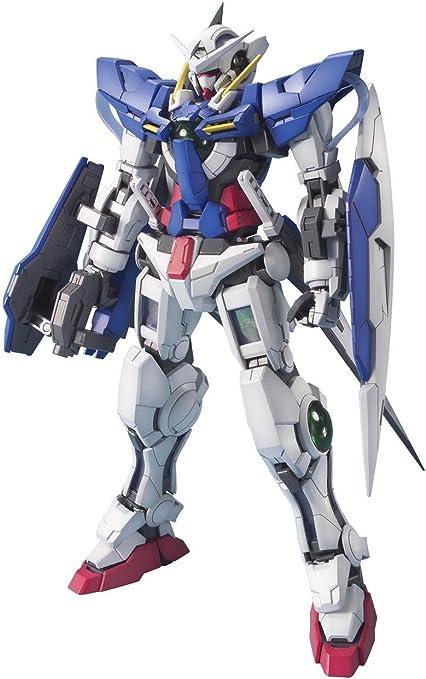 BANDAI SPIRITS RG 1//144 GN-001 Gundam Exia Model Kit Mobile Suit Gundam 00