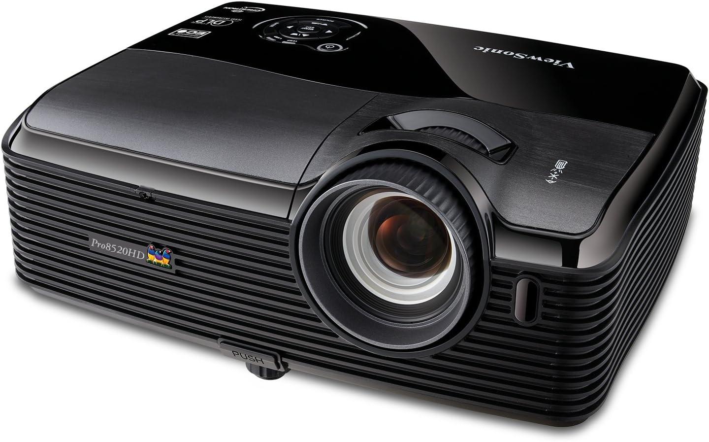 ViewSonic PRO8520HD - Proyector (DLP, 1080p, 15000:1): Amazon.es ...