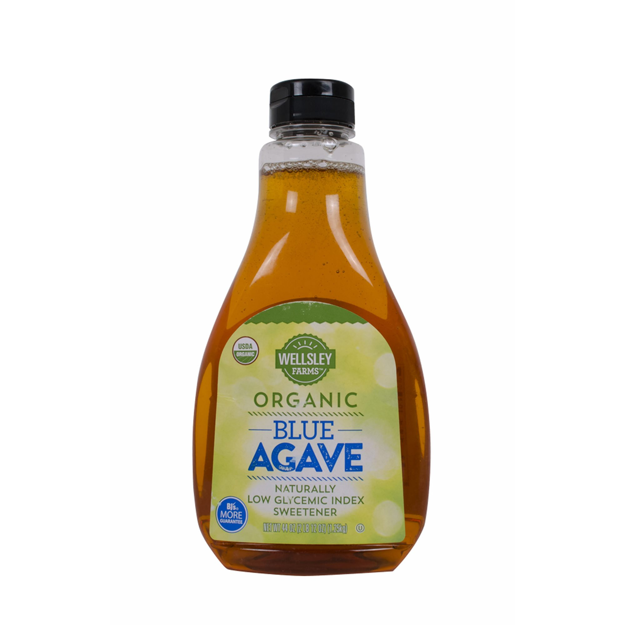 Wellsley Farms Organic Blue Agave, 44 oz. (pack of 6)