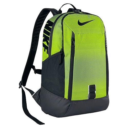 374e942861 Nike Alpha Adapt Rise Unisex Graphic Design Backpack Volt Black ...
