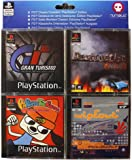 Official Sony PlayStation Games Coasters - Volume 1 - PlayStation 4