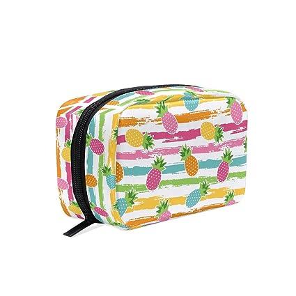 Amazon.com: Bolsas de cosméticos, bolsa de maquillaje de ...