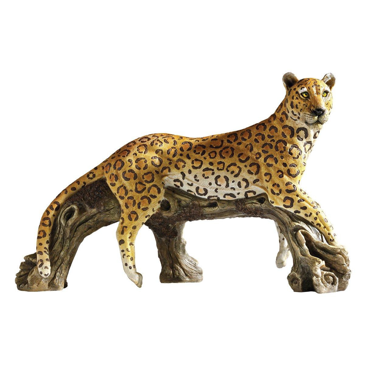 Amazon.com : Design Toscano Leopardu0027s Kingdom Garden Statue : Outdoor  Statues : Garden U0026 Outdoor