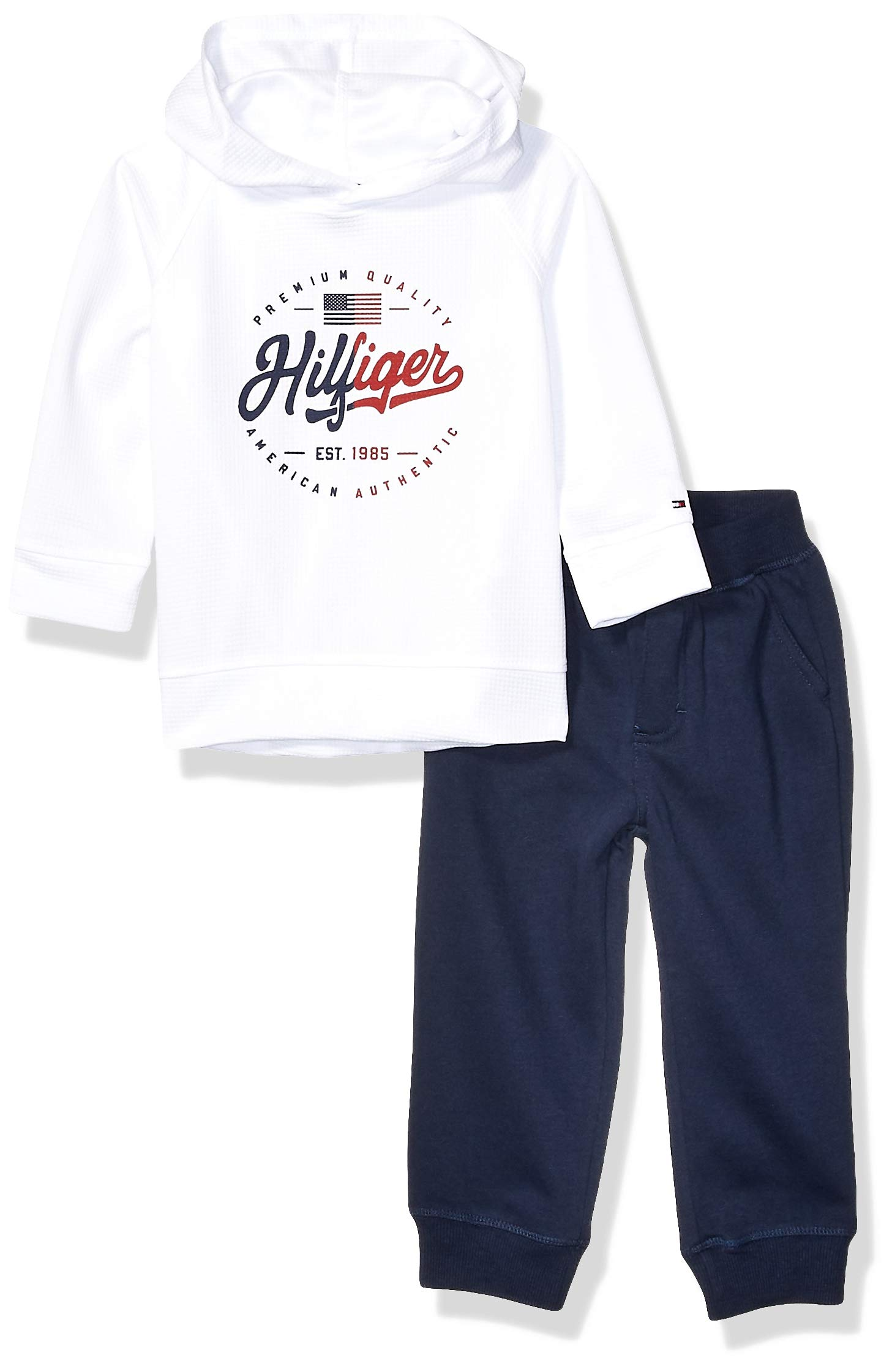 Tommy Hilfiger Boys' Toddler 2 Pieces Pullover Pant