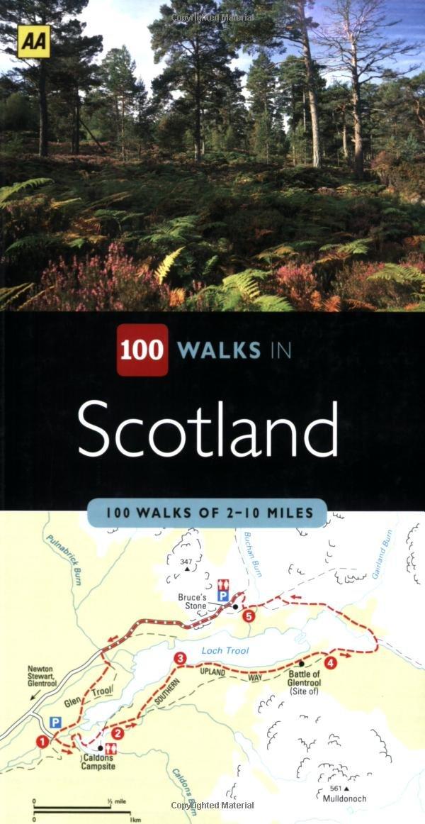 Download 100 Walks in Scotland: 100 Walks of 2-10 Miles ebook
