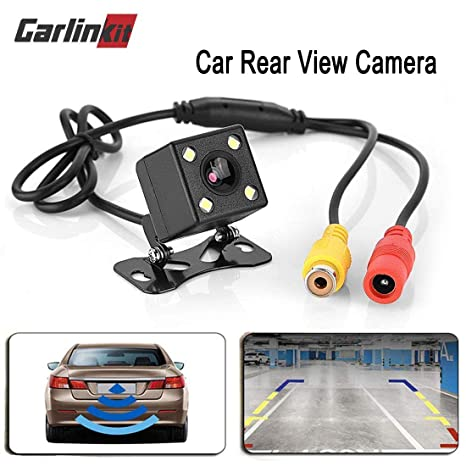 Ebay Motors Careful 7 Led Night Vision Car Rear View Reverse Backup Parking Camera Cmos Waterproof Exterior