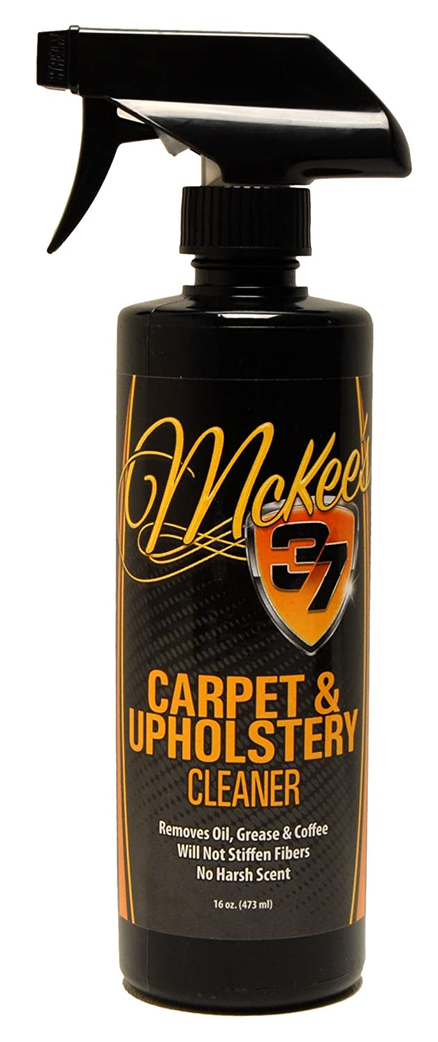 McKee's 37 MK37-310 Carpet and Upholstery Cleaner, 16 fl. oz. McKee's 37