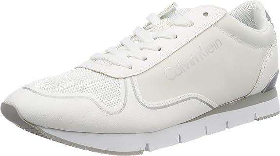 Calvin Klein Jeans Jude Reflex Nylon/Microfiber, Zapatillas para ...