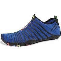 Heeta Water Sports Shoes for Women Men Quick Dry Aqua Socks Swim Barefoot Beach Swim Shoes