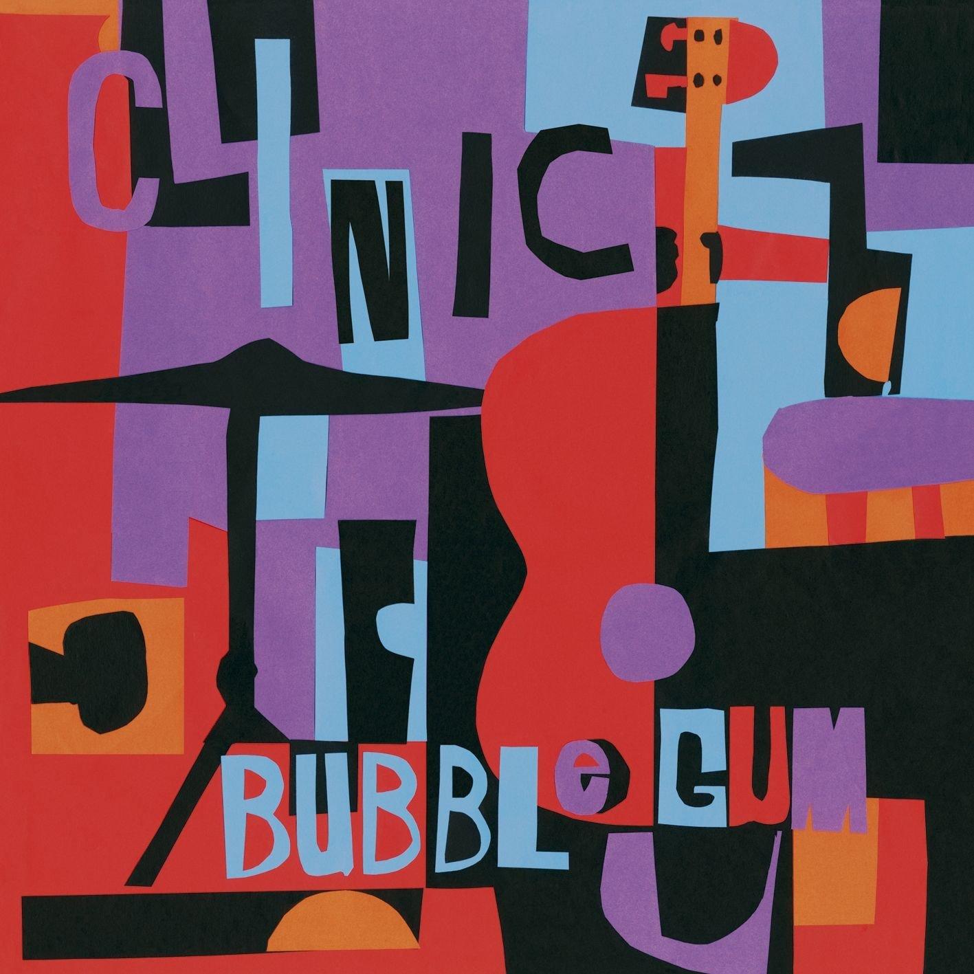 CD : Clinic - Bubblegum (CD)