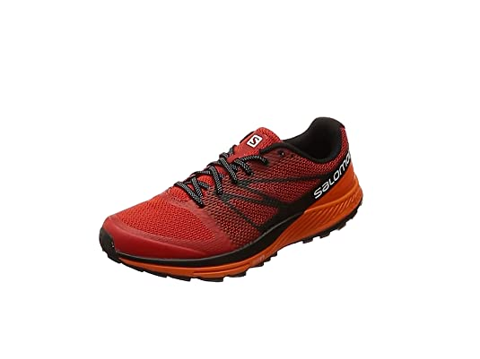 Salomon Sense Escape, Zapatillas de Trail Running para Hombre, Rojo (Fiery Red/
