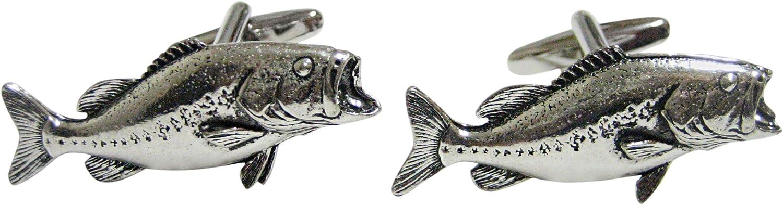 Bass Fish Money Clip Kiola Designs NA