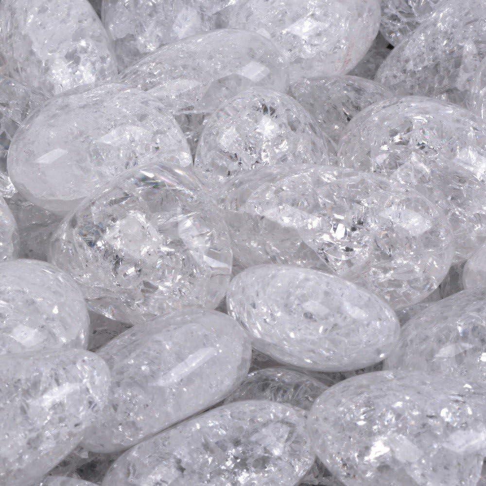 100 Grams Dark Amethyst Tumbled Polished Natural Crystal Healing Pocket Stones Rock Collection