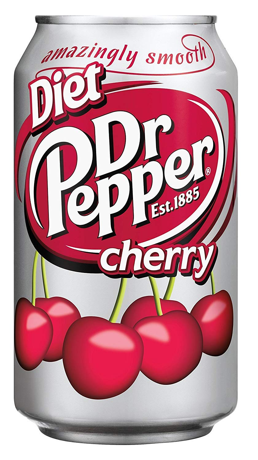 has diet cherry dr pepper been discontinued