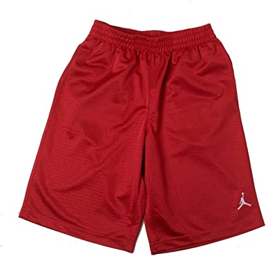 Jordan Boys Toddler Mesh Shorts Black