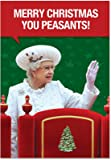 12 'Peasants' Boxed Christmas Cards with