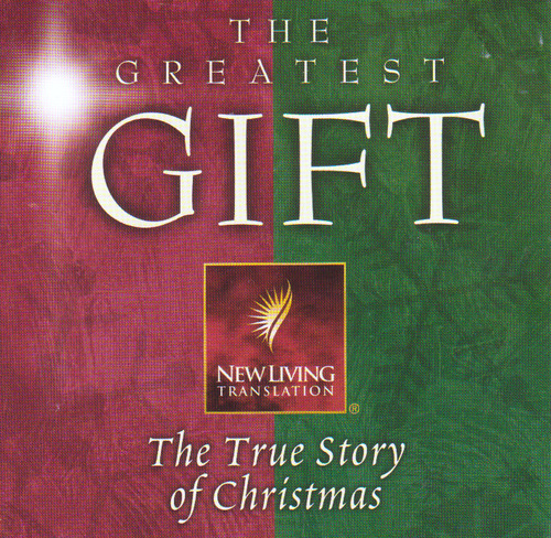 Read Online The Greatest Gift (The True Story of Christmas New Living Translation) ebook