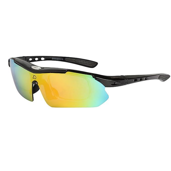 Amazon.com: Jimmy naranja Multi anteojos de deporte anteojos ...