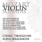 Mozart: Violin Sonatas [Alina Ibragimova; Cédric Tiberghien] [Hyperion: CDA68175]