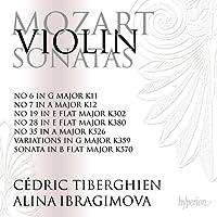 Mozart: Violin Sonatas Vol.5